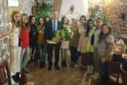 Девойките от ДПС – Рибново изненадаха за ЧРД А. Башев с плакет на победител в кръвопролитни битки