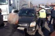 НАПРЕЖЕНИЕТО НА КУЛАТА ЕСКАЛИРА! Българските шофьори се разбунтуваха, блокираха границата с телата си