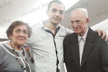 Бившият гл. счетоводител на ХФК – Дупница Крум Войнов посрещна вълнуващ 90-и рожден ден с мило тържество в Паничище
