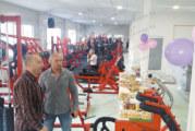 """С водосвет и 100 гости откриха най-новия """"Strong Fitness & Spa"""" в Сандански"""