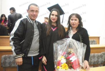 С какво изненада дъщеря си санданският автоспец Николай Мицев