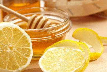 Масло, лимон и мед морят всяка настинка