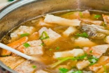 Супа от риба по търновски