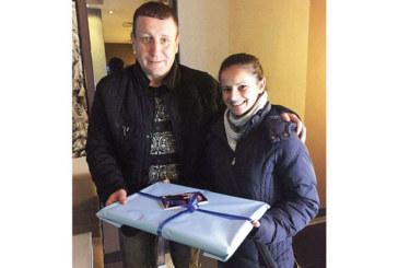 Най-добрата благоевградска футболистка стана висшистка с отличен