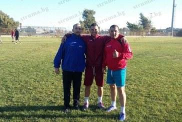 Орлето Ат. Спириев пред екзотичен трансфер в Йордания