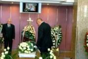 Борисов със сълзи на очи: Не мога да говоря в минало време за Танов (СНИМКИ)