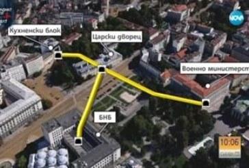 Строил ли е цар Фердинанд тайни тунели
