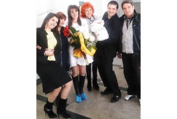 Началникът на ПСС – Банско Р. Баряков стана за първи път дядо, малката принцеса ще носи неговото име