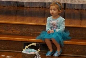 За последния рожден ден на 5-г. си дете баща танцува сватбен булс със сълзи на очи