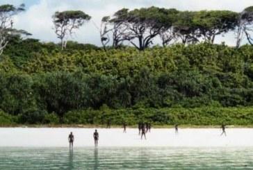 Жителите на този остров не са позволили на никого да стъпи на тяхна земя …