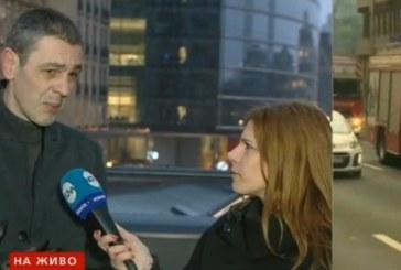 Журналистът Николай Желязков: Сценарият, който се осъществи вчера, е нещо, за което властите знаеха