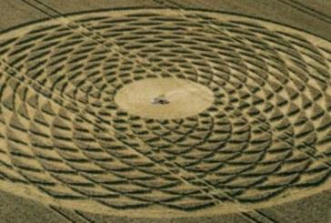 СЕНЗАЦИЯ! Разгадаха тайната на мистериозните житни кръгове