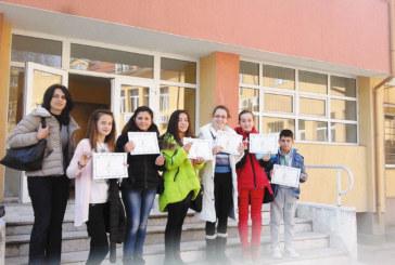 Петокласничката от благоевградското V СОУ С. Кротева сред най-добрите музикални деца на България