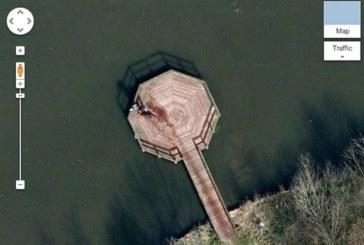 Google Maps разкри кърваво убийство