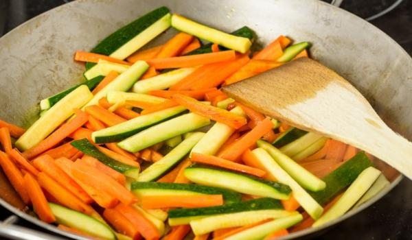 Глазирани зеленчуци