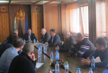 Кметът на община Банско Георги Икономов инициира работна среща във връзка със зачестилите случаи на незаконна сеч