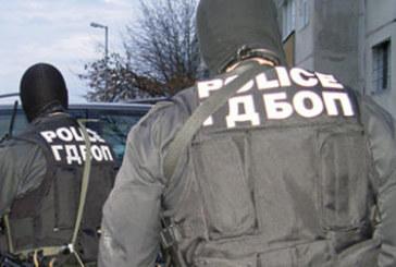 Гембъла арестуван в момент на наркосделка! ГДБОП прибра още четирима