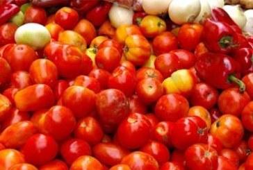 Ядем залежали зеленчуци от борсата в Солун
