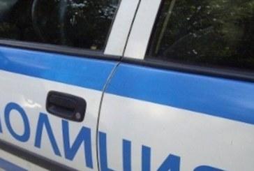 Див екшън: Пиян без книжка и с дрога в БМВ се натресе в патрулка