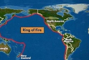 Страшна прогноза! Мегаземетресение ще удари в Огнения пръстен между Япония и Еквадор