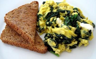 Яйца с пресен кромид