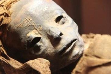 Откриха мумия на 4500 години