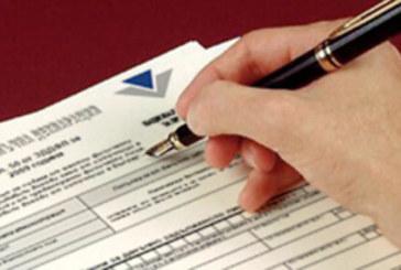 Побързайте с данъчната декларация, изтича срокът