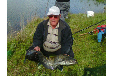Голяма слука за рибари от Благоевград, гастарбайтер в Англия хвана 5 кг щука, шофьор извади 4.5 кг сом