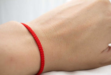 Имате червен конец на ръката, какво означава, ако той се скъса