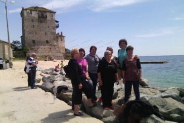 """ТА """"Оазис-А"""" – Благоевград посрещна първата туристическа група в новия си хотел """"Александър студиос"""" в Аспровалта, Гърция"""