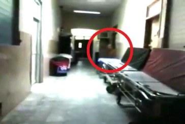 Снимаха призрак на лекар в болница