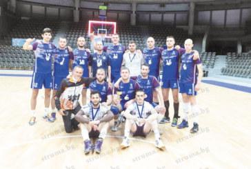 Волейболният тим на ЮЗУ с първа титла от универсиада