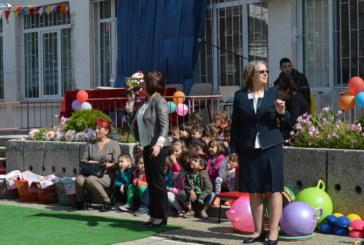 """С подкрепата на община Сандански ЦДГ """"Първи юни"""" организираха спортно състезание за децата от всички градини"""