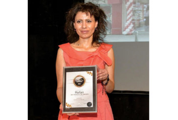 REFAN с приз за най-престижна марка Best Brand Awards