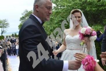 И министър Лукарски мина с изгората си под венчило