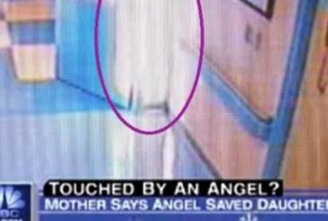 Това наистина ще ви остави без думи! Ангел спаси умиращо момиченце