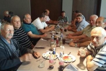 """С пожелания за много ловни подвизи членовете на ЛРД """"Сокол 1920"""" вдигнаха наздравици за успешната 2015 г."""