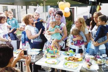 Приказен рожден ден посрещна дъщеричката на полицейския служител Ил. Карадачки – Наталия