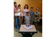 """С весело парти дъщеричката на шефката на """"Социално подпомагане"""" в Сандански Е. Сливкова – Каролин, празнува рожден ден"""