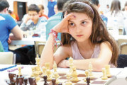 Благоевградчанка взе сребро на държавното по шахмат