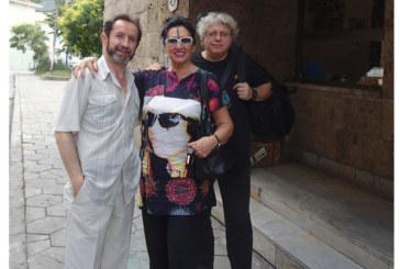 Йорданка Христова репетира в Благоевград за джаз феста в Банско
