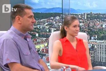 Бащата на Любомира Казанова: Тя ще е част от отбора, няма как да съм й купил мястото
