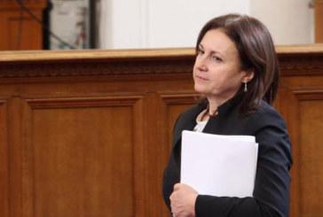 Министър Бъчварова: 424 организирани престъпни групи има в България