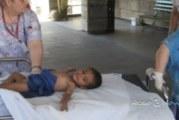 Първи снимки на 3-г. Димо, който за 5 дни вдигна на крак полицаи, пожарникари и доброволци
