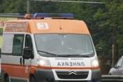 Трима в болница след удар с дипломатическа кола
