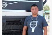 Стефан от Благоевград е най-икономичният шофьор на камион