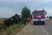 """43-г. жена е загиналата при тежката катастрофа на АМ """"Тракия"""""""