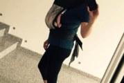 """Вики от """"Мастило"""" показа бебето си"""