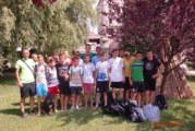 Малките пиринци отпаднаха без загуба на турнира в Босна, родители ги подкрепят от трибуните
