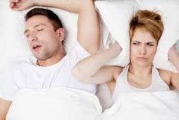 Диета за хъркащи спира нощните драми